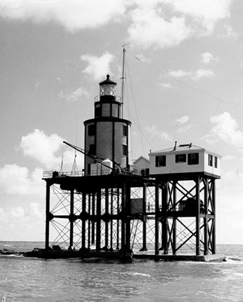 lighthouses of texas